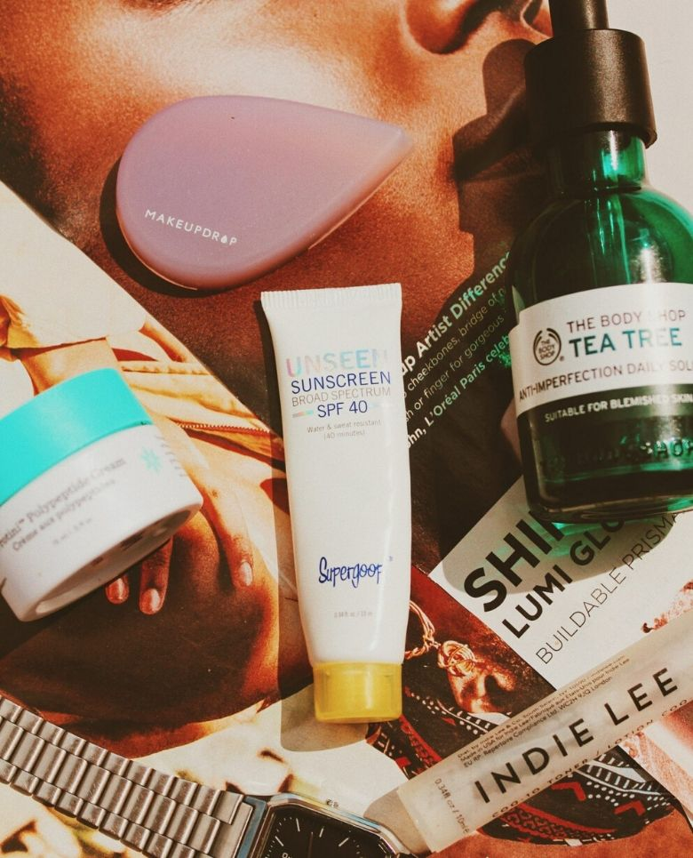 The Beauté Study | How to Use Trial Size Products Featured Image